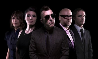 puscifer - band - 2015