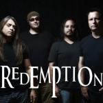 "REDEMPTION: ascolta la nuova ""Thirty Silver"" con gli ex-MEGADETH Friedman, Poland e Broderick"