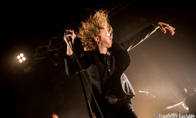 Refused live 2015