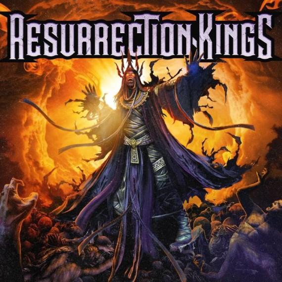 resurrection kings - album - 2016