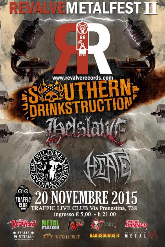 revalve metal fest 2015