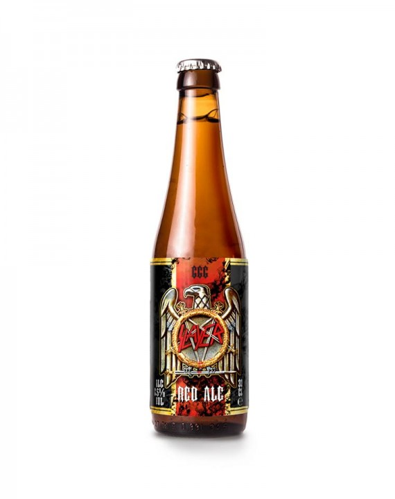 slayer - birra - 2015
