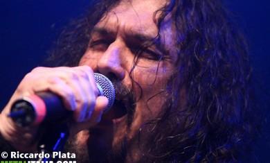 strana officina - bud ancillotti - live metalitalia festival 2012