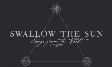 swallow the sun - Songs From The North I II & III - 2015
