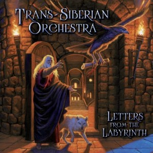 trans siberian orchestra - Letters From The Labyrinth - 2015