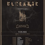 ulcerate - uk tour - 2015