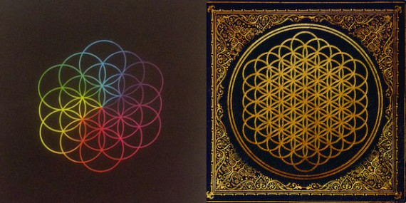 Bring Me The Horizon - Coldplay - 2015