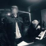CROSSES: in studio