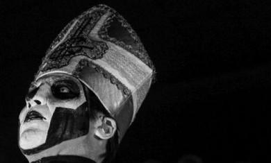Ghost - Prima Pagina report - 2015
