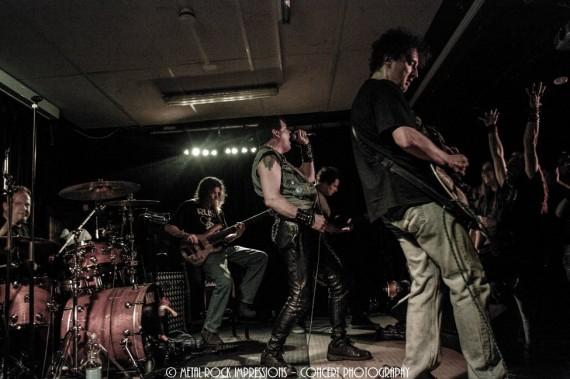 Jag Panzer - Band - 2014
