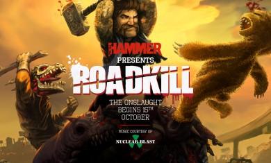 Metal Hammer UK - Roadkill - 2015