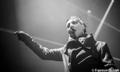 Marilyn Manson - Photo - 2015