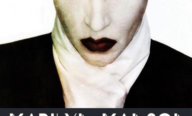 Marilyn Manson - locandina - 2015