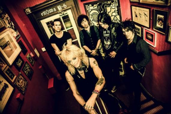 Michael Monroe - Band - 2015