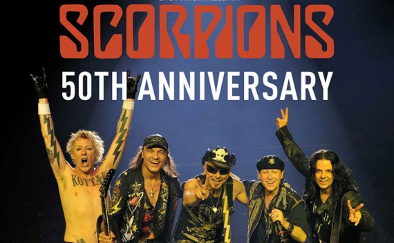 Scorpions - 50th anniversary - 2015