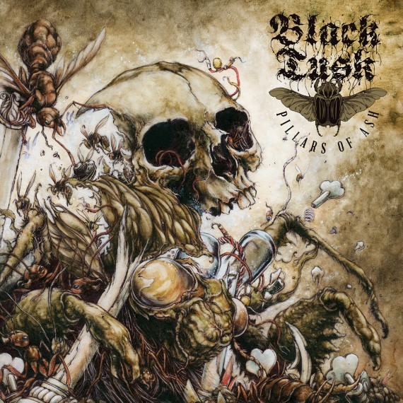 black tusk - Pillars Of Ash - 2016