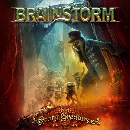 brainstorm - scary creatures - 2016