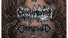 Cruciamentum + Corpsessed + Burial