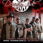 DEADLY TIDE: diretta radio a Linea Rock e nuove date live