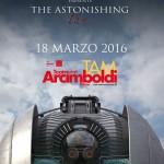 dream theater - locandina milano teatro - 2016