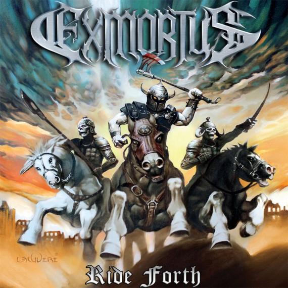 exmortus - ride forth - 2016
