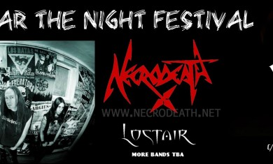 fear the night fest - necrodeath - venezia - 2015