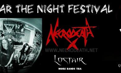 fear the night fest - necrodeath - venezia - 2015