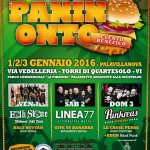 FOLKSTONE, LINEA 77, PUNKREAS: alla Festa del Panin Onto di Vicenza