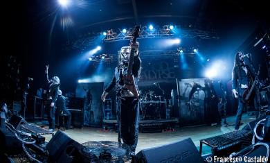 Fleshgod Apocalypse - live Metalitalia.com Festival 2015