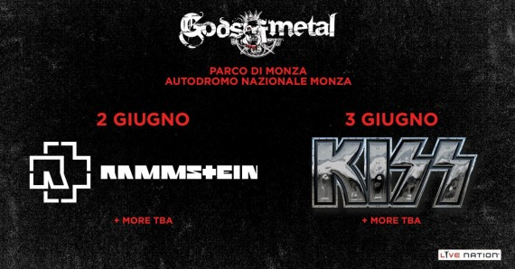 gods of metal 2016 - annuncio headliner