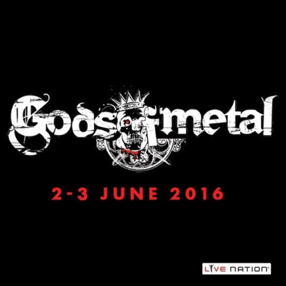 gods of metal - logo 2016