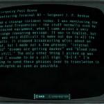 KATATONIA: in un easter egg del videogame Fallout 4