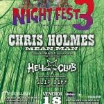 NIGHT FEST 3: i dettagli della serata targata Night Of The Vinyl Dead Records