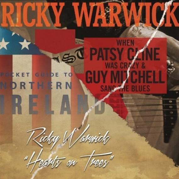 ricky warwick - When Patsy Cline - hearts on trees - 2016