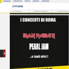 IRON MAIDEN, PEARL JAM: al Rock in Roma 2016?