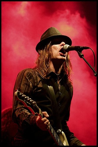 the hellacopters - Nicke Royale - 2015