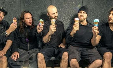 twelve foot ninja - band - 2015