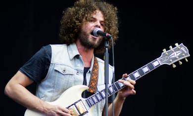 wolfmother - live verona - 2014