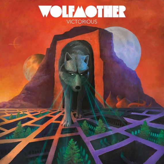 wolfmother - victorious - 2016