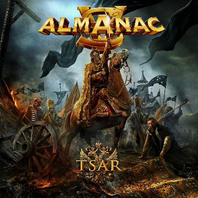ALMANAC- Tsar Cover-2015