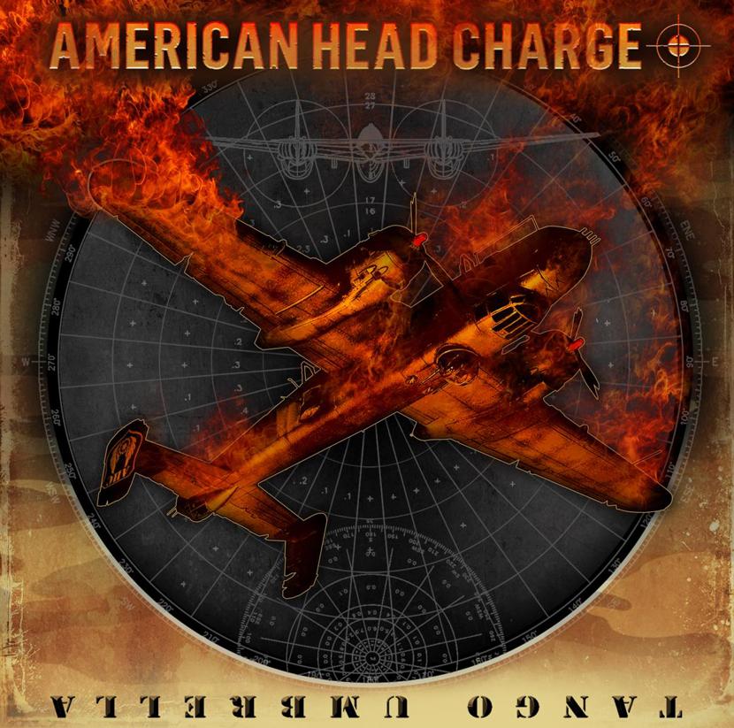 American Head Charge - Tango Umbrella - 2016
