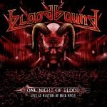 BLOODBOUND - One Night Of Blood - 2016