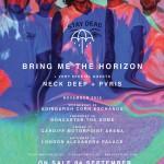 Bringmethehorizon - liveposter - 2015