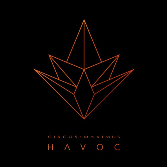 CIRCUS MAXIMUS - Havoc album Cover - 2015