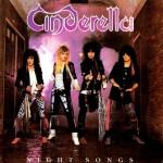 Cinderella - Night Songs cover - 2015