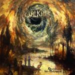 Dalkhu - Descend Into Nothingness cover - 2015