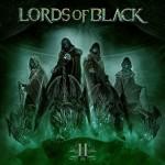 LORDS OF BLACK - II - album cover - 2015