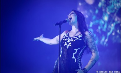 Nightwish - Bologna - 2015
