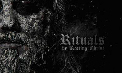 Rotting Christ - Rituals cover art - 2015
