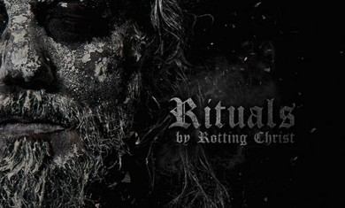 Rotting Christ - Rituals cover art - 2015
